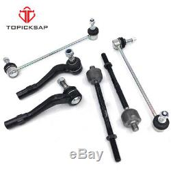 10 Pc Suspension Kit for Mercedes-Benz C/CLK Models Upper & Lower Control Arms