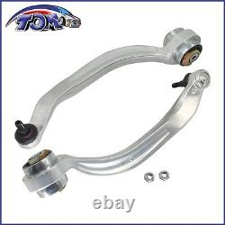 12x Suspension Kit Upper Lower Control Arms Tie Rod Sway Bar Audi A4 A6 Passat