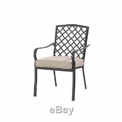 3 Piece Bistro Set Table & 2 Chairs Outdoor Patio Furniture Patio Deck Pool NEW