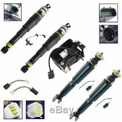 ARNOTT Complete Air Suspension Compressor & Shock Absorber Replacement Kit Set