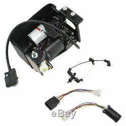 ARNOTT Rear Air Ride Suspension Strut/Spring & Compressor Kit Set for Chevy GMC