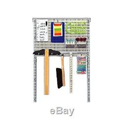 Allspace 38 Piece Utility Wall Organizer Set, Home, Garage, Office Peg Board