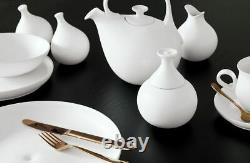 Authentic DWR Exclusive Eva Zeisel Granit 25-Piece Dinnerware Set DWR