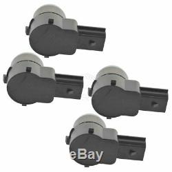 Backup Park Assist Sensor Rear SET of 4 for Chrysler Dodge Jeep Ram