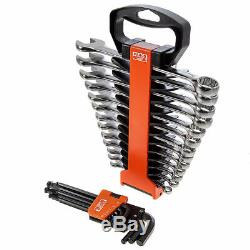 Bahco S103 103 Piece 1/4 & 1/2 Drive Socket, Spanner Set / Kit