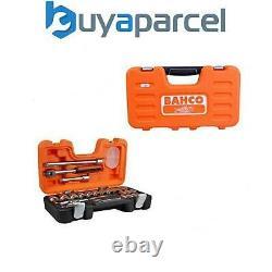 Bahco S240 Socket Set Square Drive 24 Piece 1/2 Drive 24pc XMS1912SS BAHS240