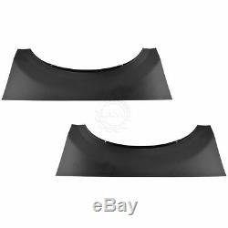 Bed Wheel Arch Rust Repair Patch Replacement Panel Upper LH RH Pair for Pickup
