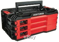 CRAFTSMAN VERSASTACK 216-Piece Standard (SAE) Tool Set