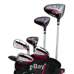 Callaway 2019 Strata Women 11-Piece Complete Golf Set Right Hand
