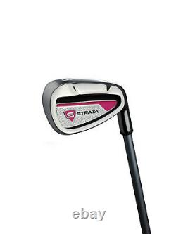 Callaway Strata 11 Piece Womens Complete Package Set 2019 Black Pink