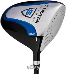 Callaway Strata 12-Piece Golf Set Steel Choose Set Options