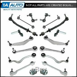 Control Arm Tie Rod Ball Joint Suspension Kit Set for BMW 525i 530i 528i E39