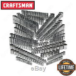Craftsman 299-Piece Ultimate Socket Tool Set, Standard Deep SAE Metric Drive Kit
