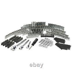 Craftsman 320-Piece Mechanic Tool Set with Case, Socket Wrench Ratchet Storage Kit