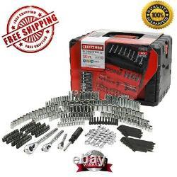 Craftsman 320-Piece Mechanic's Tool Set (999030)