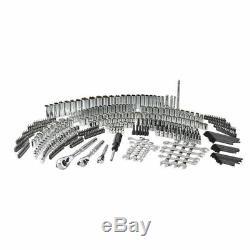 Craftsman 450PC Mechanics Tool Set with 3 Drawer Tool Box Chest Garage 450 Piece