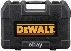 DEWALT 181 Piece Mechanics Tool Set DIY Hand Tools with Lifetime Warranty new