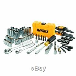 DEWALT Mechanics Tools Kit and Socket Set, 108-Piece DWMT73801