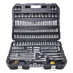 DeWalt DWMT75049 192-Piece Mechanics Tool Set New