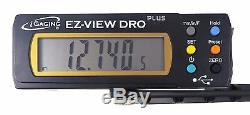 Digital Readout DRO 3 Piece Set with 6, 12 and 36 with Remote Display Igaging