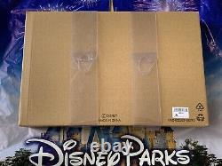 Disney Parks Gourmet Icon 24 Piece Mickey Flatware Set NEW Silver Satin Finish