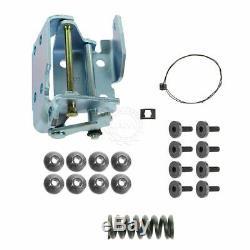 Dorman Door Hinge Repair Kit Front Upper Lower LH & RH Set of 4 for Chevy GMC