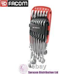 Facom 14 Piece Metric Combination Spanner Set 7 24mm 440. Jp14pb