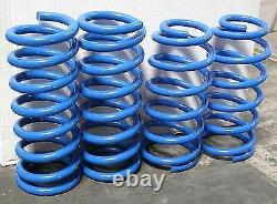 Ford Mustang 94-04 Jdm 1.5 Drop Suspension Lowering Springs Blue