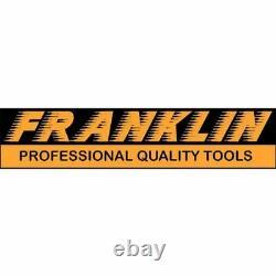 Franklin 14 Piece 3/8in Drive Semi Deep Thin Wall Impact Socket Set 8 22mm