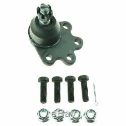 Front Ball Joints Tie Rod Ends Sway Bar Links Pitman Idler Arm 14 Pc Kit Set 4WD