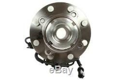 Front Wheel Hub Bearing Pair for 1999-2002 2003 2004 Ford F-350 F-250 Super Duty