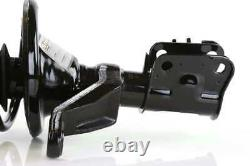 Front and Rear Complete Strut Assembly for 2001 2002 2003 2004 2005 Honda Civic