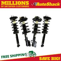 Front and Rear Complete Struts for 2000 2001 Infiniti I30 Nissan Maxima