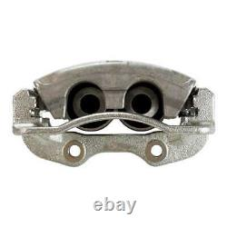Front and Rear Disc Brake Caliper with Bracket Set of 4 for Chevrolet Tahoe 5.3L