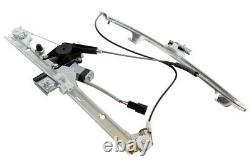 Front and Rear Power Window Regulator with Motor Set of 4 for GMC Sierra 1500 V8