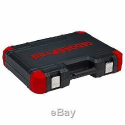 Gedore Red 1/4, 3/8 & 1/2 Socket Ratchet Bit Set 172 Pieces R45603172