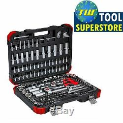 Gedore Socket Set Red R45603172 172 Piece 1/4, 3/8 & 1/2 Drive