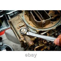 HUSKY 270 Piece Mechanics Tool Set with Case SAE Metric Socket Wrench Car Repair