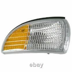 Headlight & Corner Light Kit Set for Roadmaster Caprice Impala Custom Cruiser