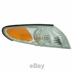 Headlight Headlamp Corner Light Lamp Kit Set of 4 for 99-01 Toyota Solara NEW