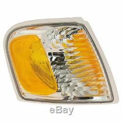 Headlight Headlamp Park Light Lamp Kit Set of 4 for Ford Explorer Sport Trac NEW