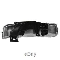 Headlight Parking Lamp Fog Light Kit Set of 6 for Chevy GMC Pickup SUV NEW