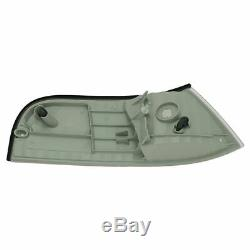Headlights Headlamps & Corner Parking Lights Kit Set for 98-11 Crown Victoria