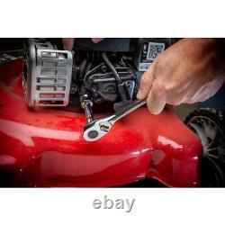 Husky 230 Piece Mechanics Tool Set SAE Metric Socket Wrench Ratchet w Hard Case