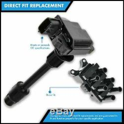 Ignition Coils Kit Set of 10 NEW for Ford Econoline Super Duty Truck 6.8L V10