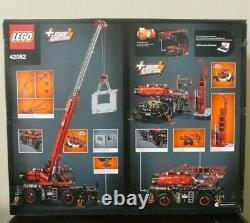 LEGO 42082 Technic Rough Terrain Crane Building Kit 4057 Pieces NEW & SEALED