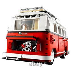 LEGO Creator Expert Volkswagen T1 Camper Van 10220 Construction Set 1334 Piece