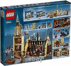 LEGO Harry Potter Hogwarts Great Hall 75954 Building Set 878 PiecesSealed + New