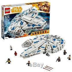 LEGO Star Wars Millennium Falcon Kessel Run 75212 2018 1414 Pieces NEW & SEALED