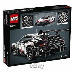Lego Technic 42096 Porsche 911 RSR 1580 Pieces Brand New in Retail Box
